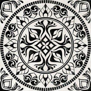 декор напольный Уралкерамика DFU04PRN32R