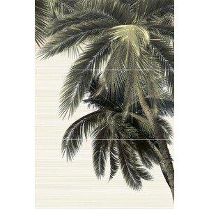 панно Уралкерамика из 3 плиток пальма правая ПН9ДМ2
